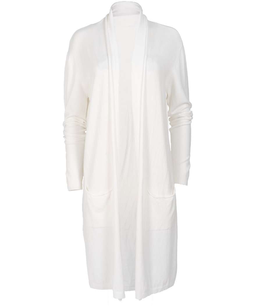 Gemma Ricceri Vest Clara off-white