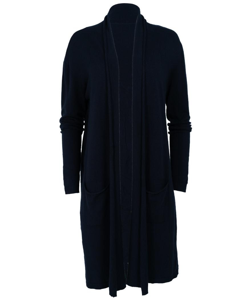 Gemma Ricceri Vest Clara blauw