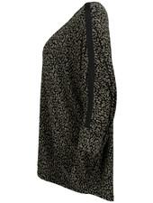 Gemma Ricceri Shirt Kikki zwart/groen