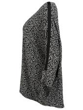 Gemma Ricceri Shirt Kikki zwart/grijs