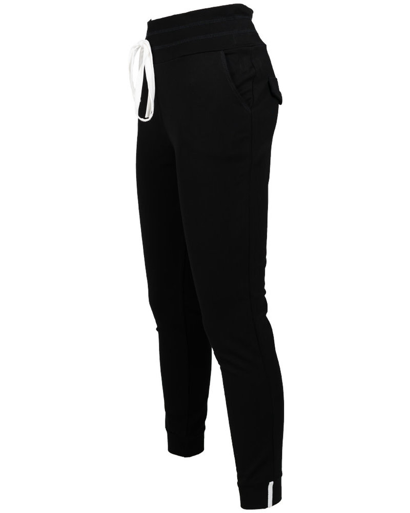 Rebelz Collection Broek Rebelz zwart