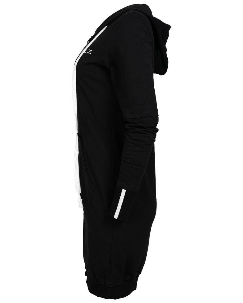 Rebelz Collection Vest Rebelz zwart