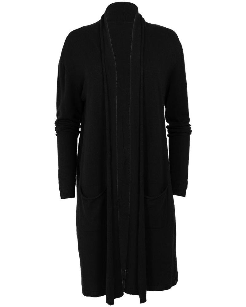 Gemma Ricceri Vest Clara zwart