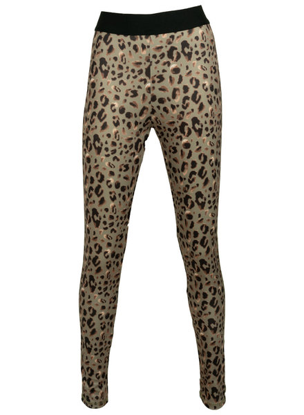 Rebelz Collection Legging Trace groen