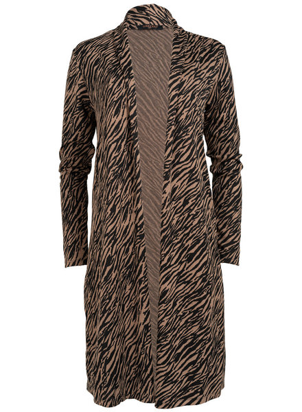 Gemma Ricceri Vest Mody camel/zwart