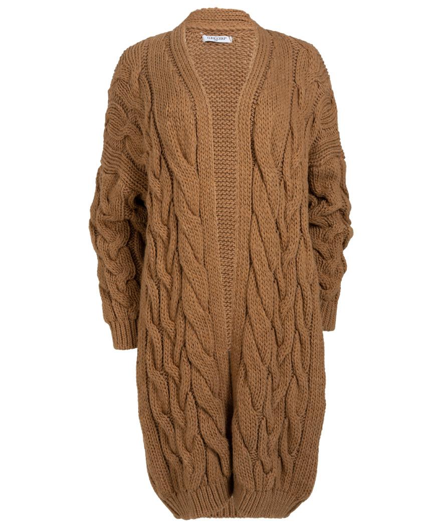 Gemma Ricceri Vest Julia camel