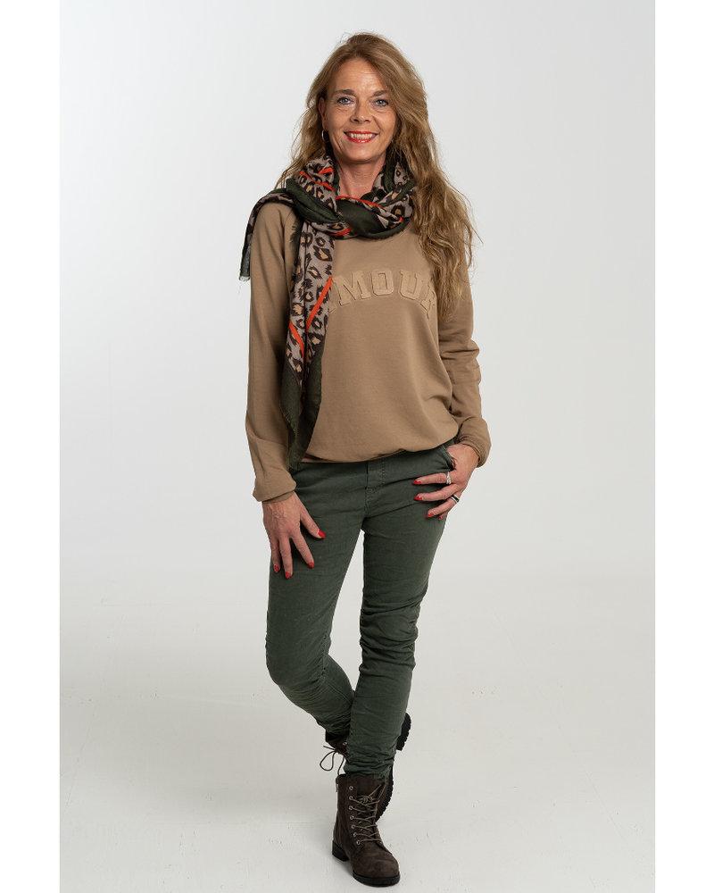 Gemma Ricceri Sweater Amour camel