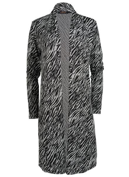 Gemma Ricceri Vest Mody grijs/zwart