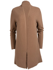 Gemma Ricceri Vest Donna camel