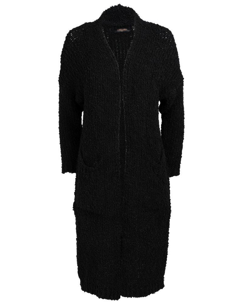 Gemma Ricceri Vest Koosje zwart