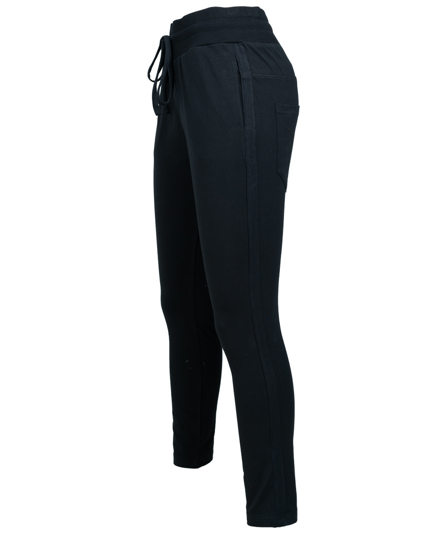 Wannahavesfashion Joggingbroek Billy zwart