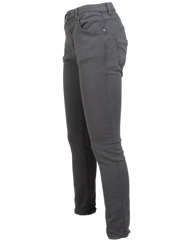 place du Jour Jog jeans grijs patricia