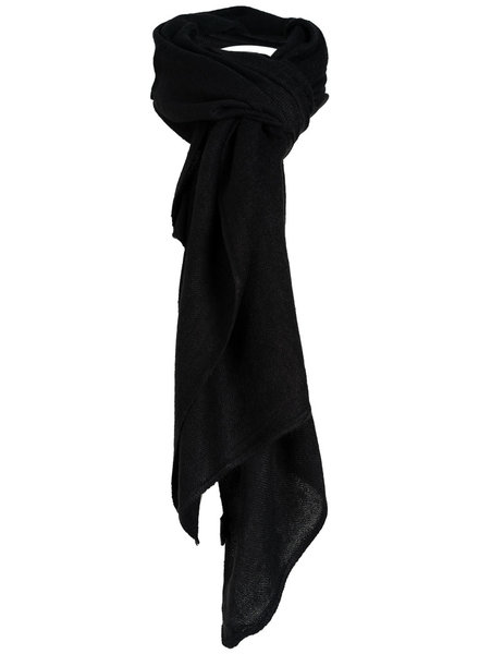 sjaal emma zwart