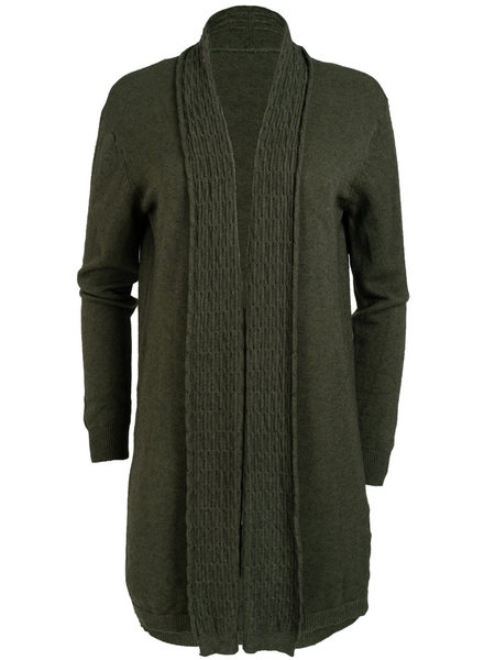 Gemma Ricceri Vest Macy groen