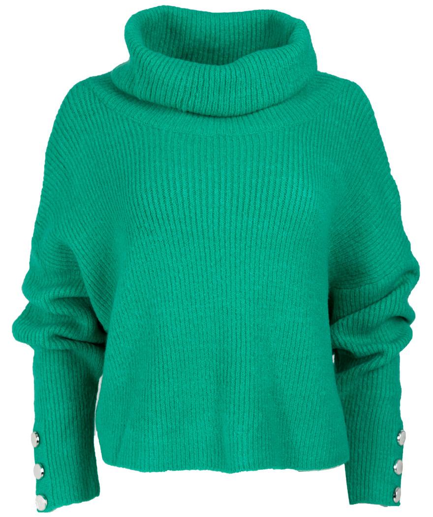 Wannahavesfashion Trui groen Annelies