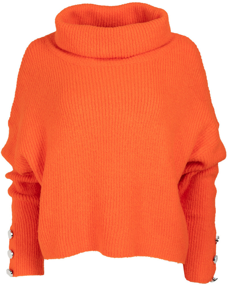 Wannahavesfashion Trui oranje Annelies