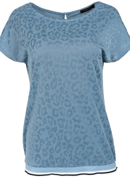 Gemma Ricceri Shirt lichtblauw Diddi