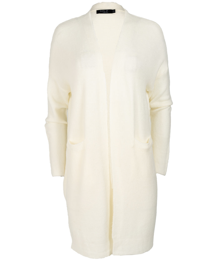 Rebelz Collection Vest off-white Violet