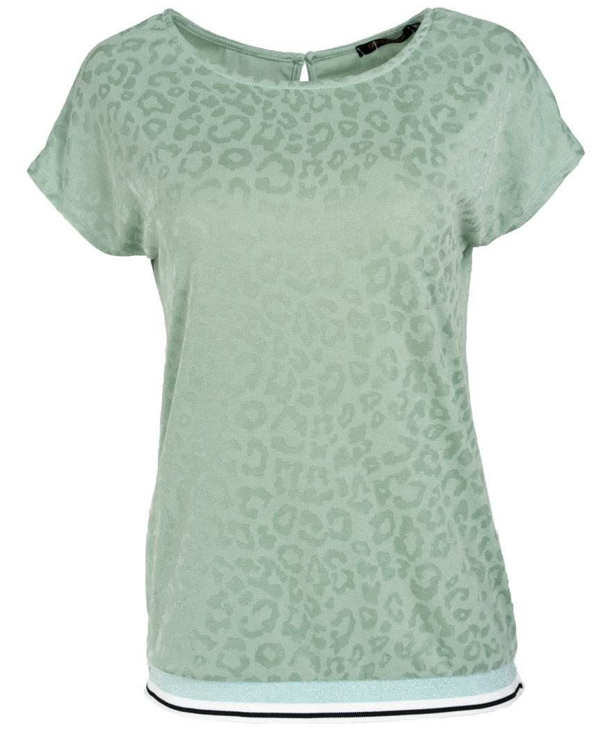 Gemma Ricceri Shirt mintgroen Diddi