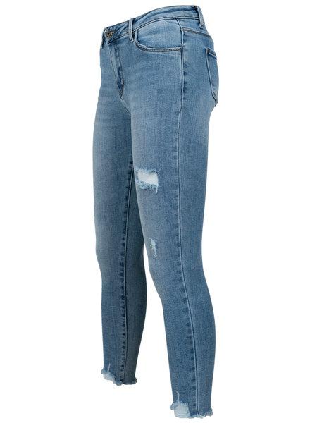 Wannahavesfashion Jog jeans Monica blauw
