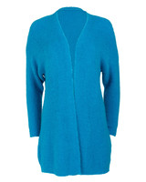 Gemma Ricceri Vest aqua blauw Deny