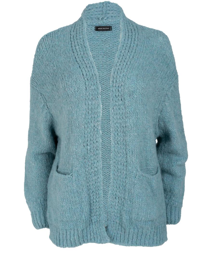Gemma Ricceri Vest blauw laura