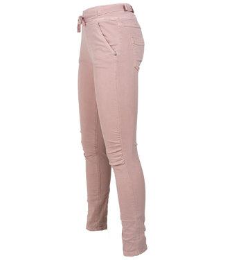 Melly&Co Jog jeans lichtroze Mc