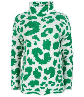 Rebelz Collection Trui gucci groen Jamie