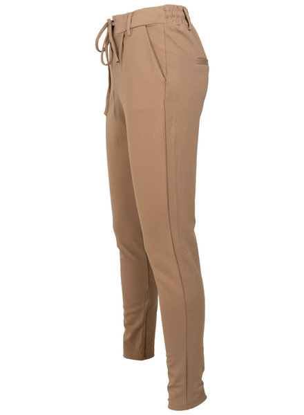 Rebelz Collection Pantalon beige Roos