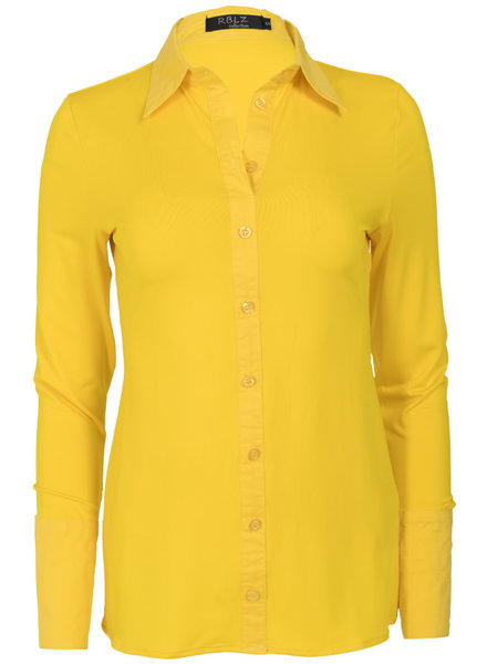 Rebelz Collection Blouse geel Debby