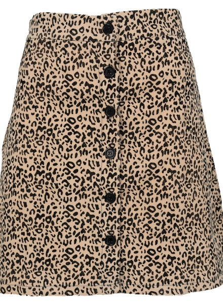Rebelz Collection Rok beige/zwart Sanny