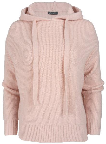 Wannahavesfashion Hoody roze Vera