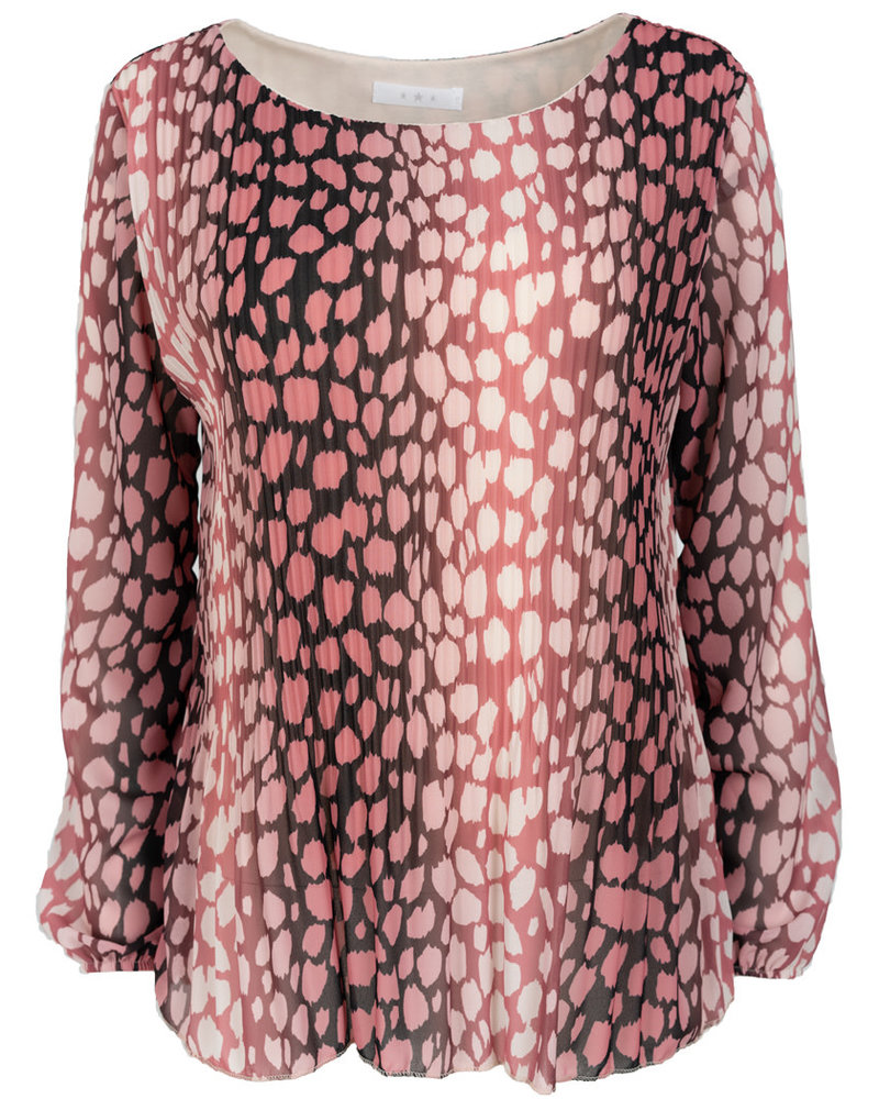 Gemma Ricceri Blouse roze Ronja
