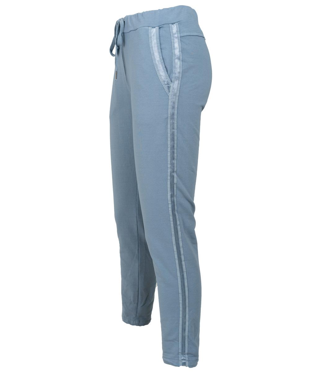 Gemma Ricceri Joggingbroek jeansblauw Marleen