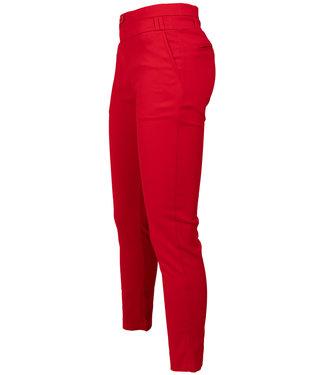 Wannahavesfashion Pantalon rood Tracy