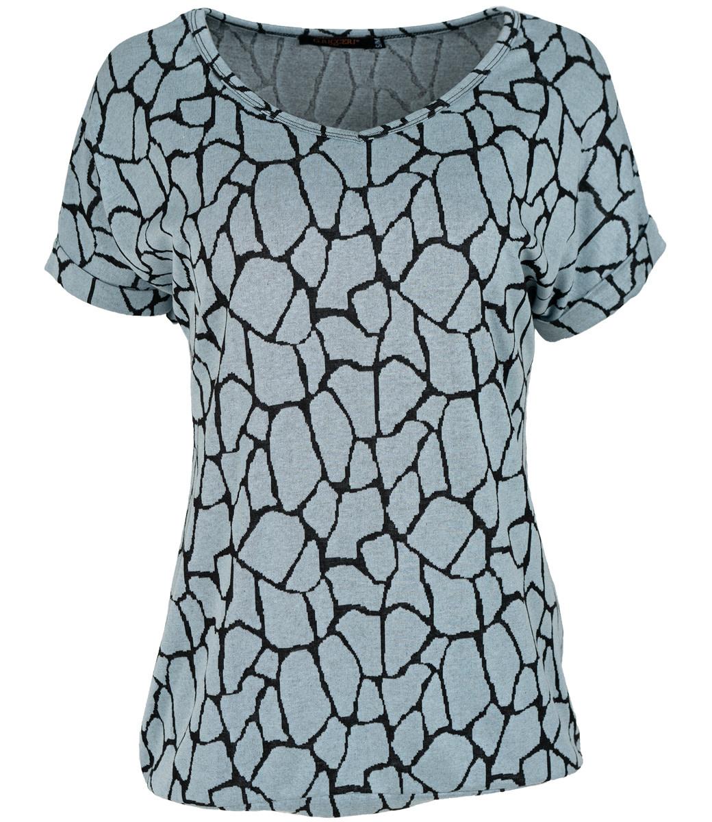 Gemma Ricceri Shirt lichtblauw Babs