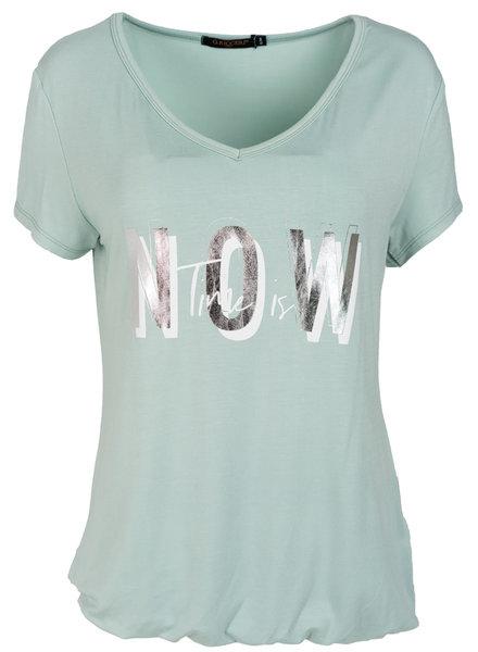 Gemma Ricceri Shirt mintgroen Now