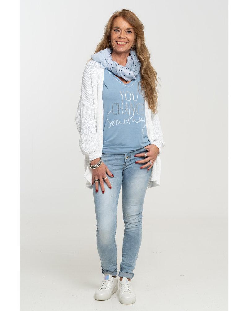 Gemma Ricceri Vest wit Jessica