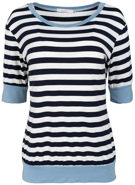 Gemma Ricceri Shirt lichtblauw/blauw Luna