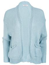 Gemma Ricceri Vest lichtblauw Anita