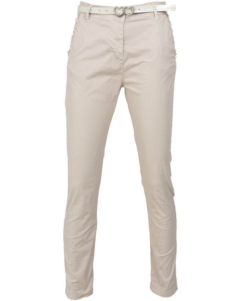 Gemma Ricceri Chino broek beige Sandy