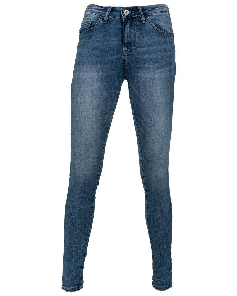 Melly&Co Jeans blauw Lies