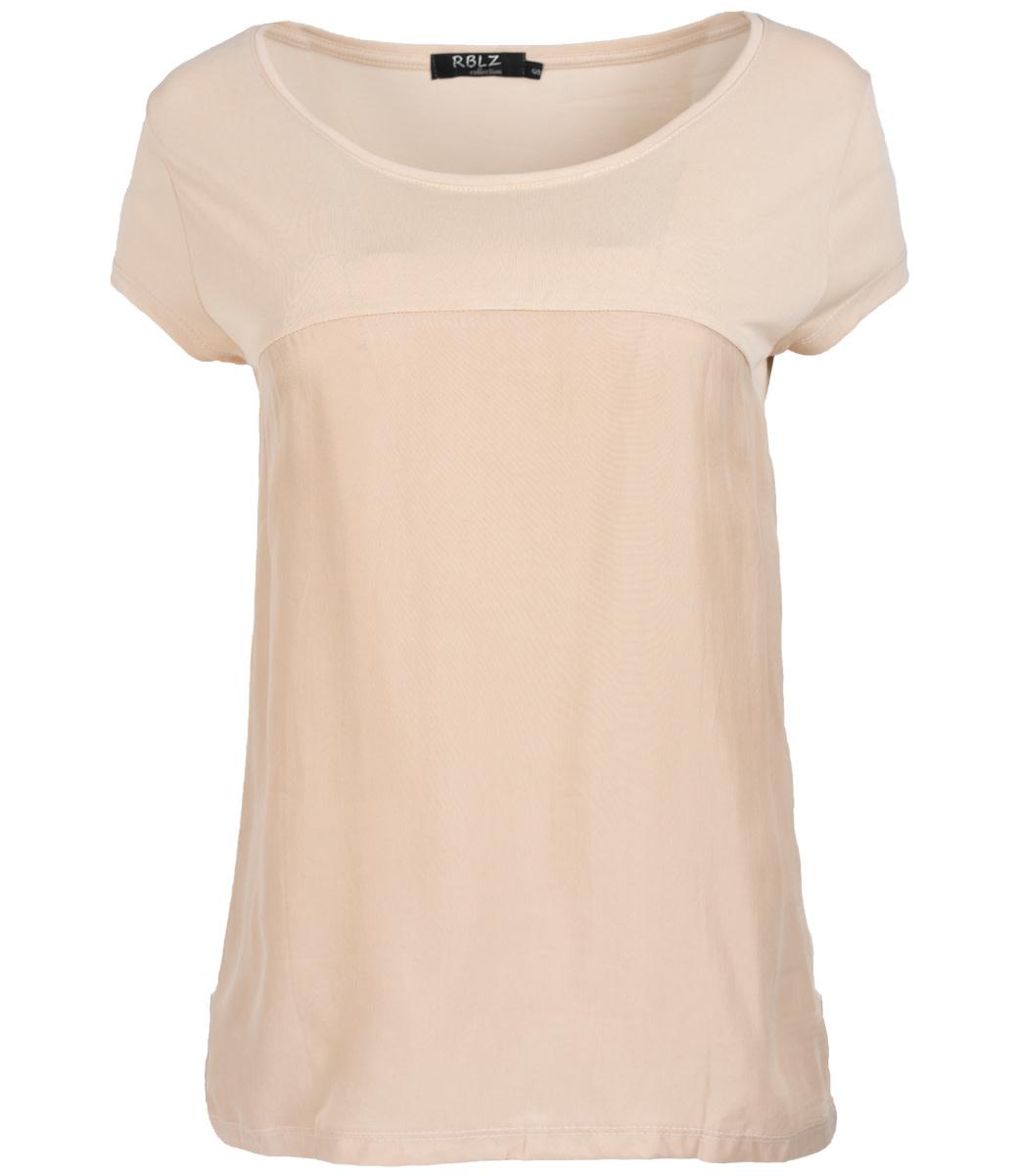 Rebelz Collection Shirt beige Ilse
