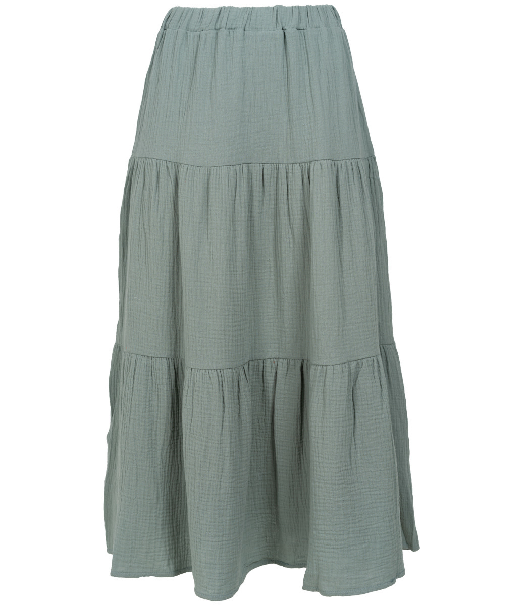 Rebelz Collection Rok groen maxi Bella