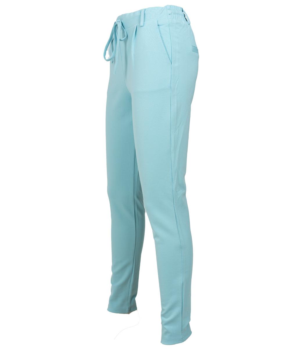 Rebelz Collection Pantalon lichtblauw Frannie