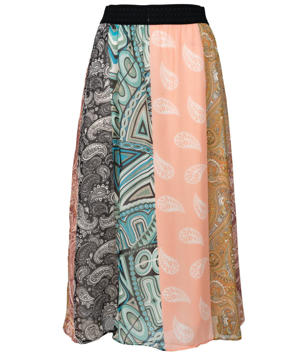 Rebelz Collection Rok roze Aztec