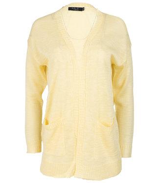 Rebelz Collection Vest geel Nancy