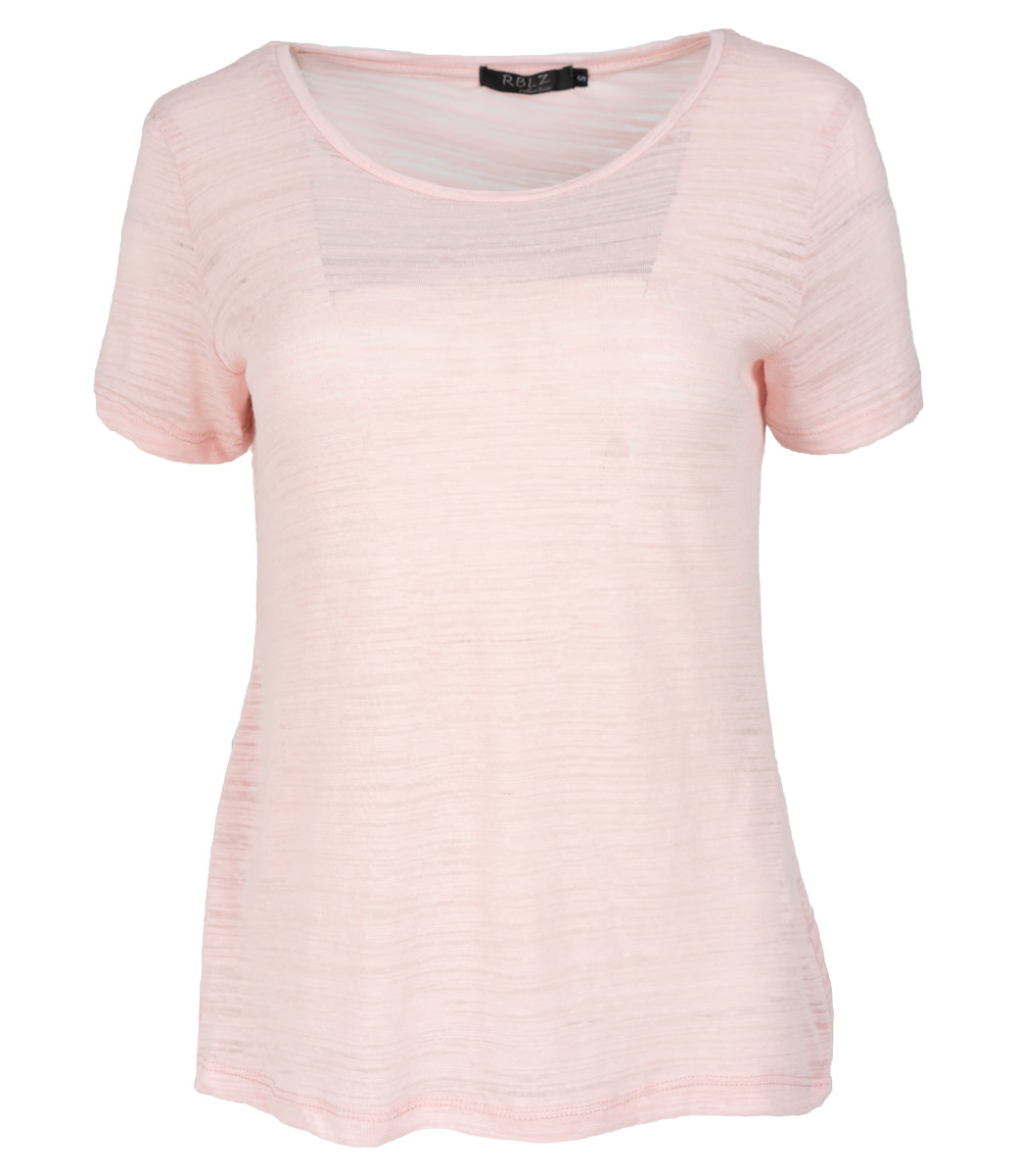 Rebelz Collection Shirt roze Katja