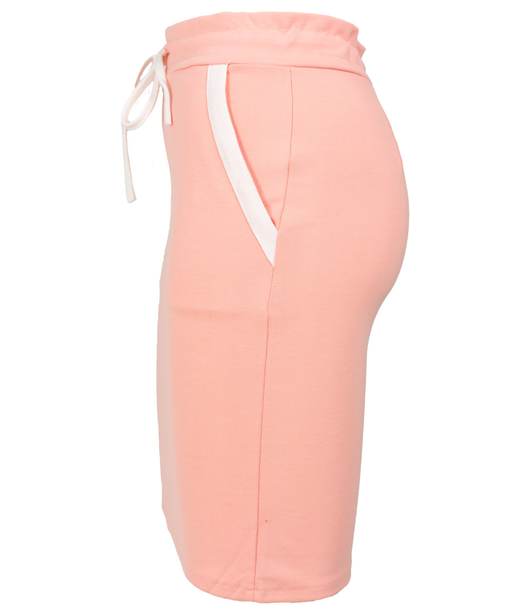 Rebelz Collection Rok zalm/wit Mandy