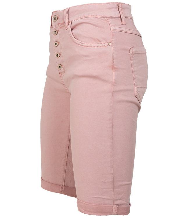Wannahavesfashion Korte broek roze Mody